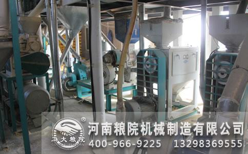 成套的玉米加工设备在生产中有什么优势